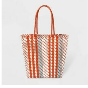A New Day Woven Tote